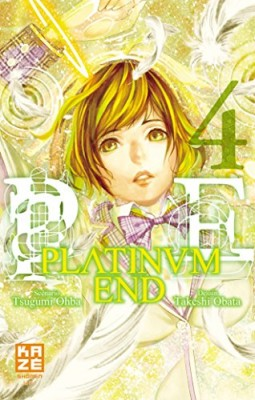 "Afficher ""Platinum end n° 4"""