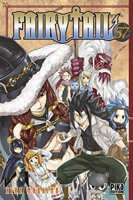 "Afficher ""Fairy Tail n° 57"""