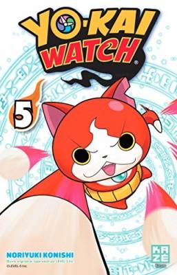 """Afficher """"Yo-kai watch n° 5"""""""