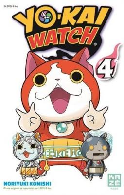 """Afficher """"Yo-kai watch n° 4"""""""