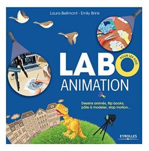 Couverture de Labo animation : pour les kids