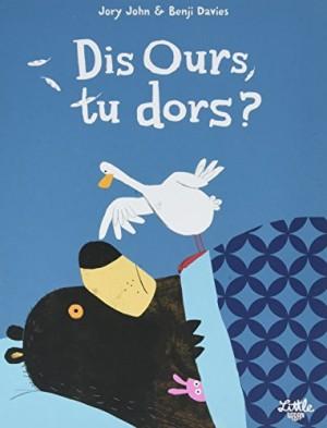 vignette de 'Dis Ours, tu dors ? (Jory John)'