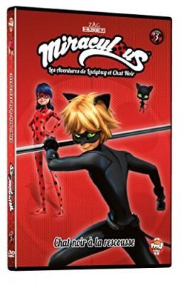 """Afficher """"Miraculous Miraculous : chat noir à la rescousse"""""""