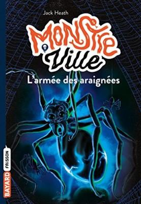 """Afficher """"Monstreville n° 2 Armée des araignées (L')"""""""