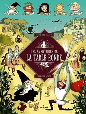 """Afficher """"Les Aventures de la Table ronde"""""""