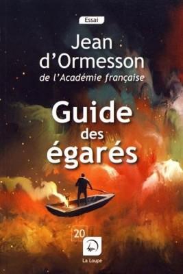 """Afficher """"Guide des égarés"""""""