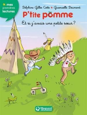 """Afficher """"P'tite Pomme."""""""