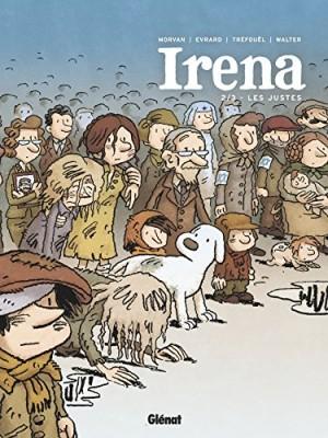 vignette de 'Irena n° 2<br /> justes (Les) (Jean-David Morvan)'