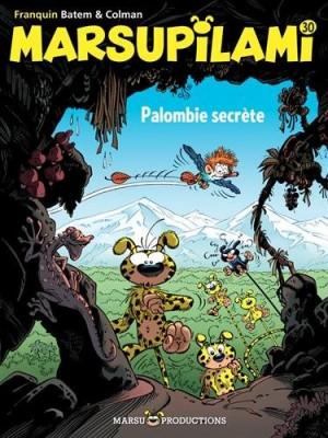 "Afficher ""Marsupilami n° 30 Palombie secrète"""