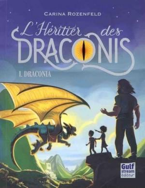 """Afficher """"Héritier des Draconis (L') n° 1 Draconia"""""""