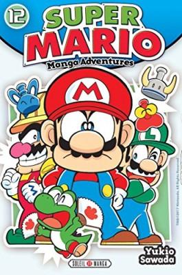 """Afficher """"Super Mario : manga adventures n° 12 Super Mario"""""""