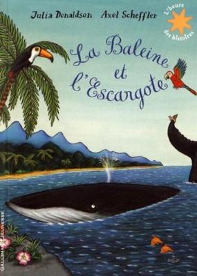 "Afficher ""La baleine et l'escargote"""