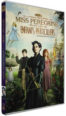 vignette de 'Miss Peregrine et les enfants particuliers (Burton, Tim)'