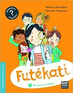 """Afficher """"Futékati n° 1 Panique au potager"""""""