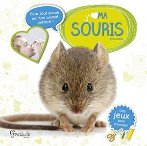 """Afficher """"J'aime ma souris"""""""