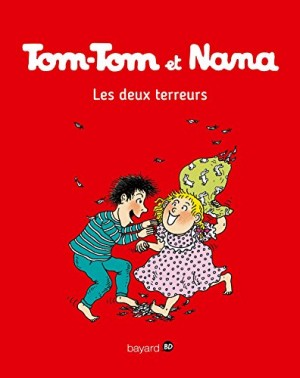 """Afficher """"Tom-Tom et Nana n° 8 Les deux terreurs"""""""