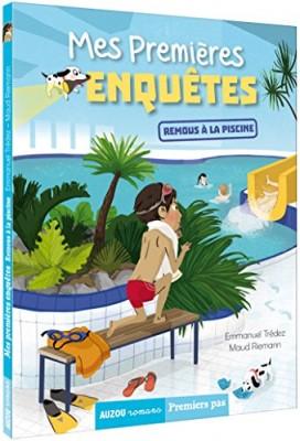 """Afficher """"Mes premières enquêtes n° 4Remous à la piscine"""""""