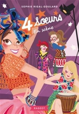 """Afficher """"4 soeurs n° 8 En scène"""""""