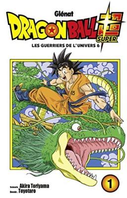 """Afficher """"Dragon Ball Super n° 1 Les guerriers de l'univers 6"""""""