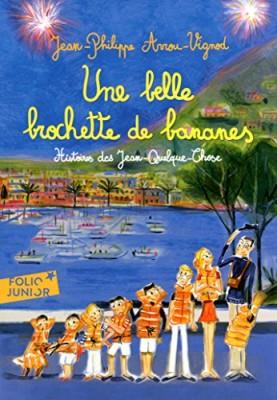 """Afficher """"Histoires des Jean-Quelque-Chose n° 6Une belle brochette de bananes"""""""