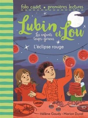 """Afficher """"Lubin et Lou les enfants loups-garous Eclipse rouge (L')"""""""