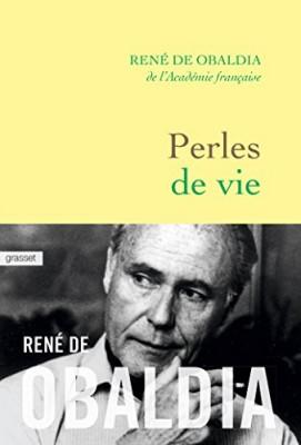 vignette de 'Perles de vie (René de Obaldia)'