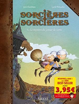 """Afficher """"Sorcières-sorcières n° 1 Le mystère du jeteur de sorts"""""""