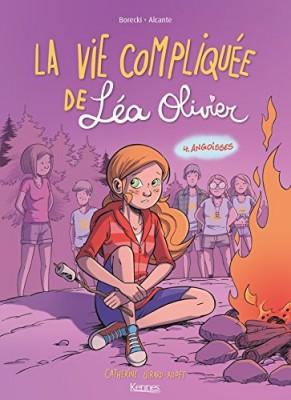 """Afficher """"La vie compliquée de Léa Olivier n° 4"""""""