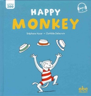 "Afficher ""Happy monkey"""