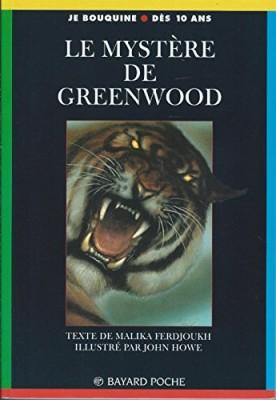 """Afficher """"Le mystère de Greenwood"""""""