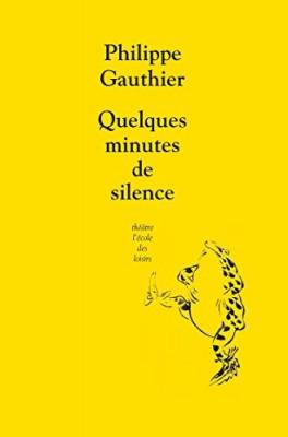 """Afficher """"Quelques minutes de silence"""""""