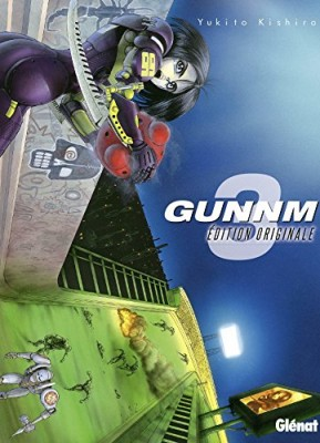 "Afficher ""Gunnm n° 3"""