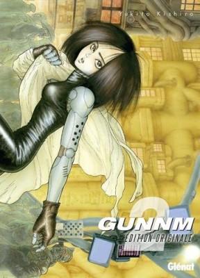 "Afficher ""Gunnm n° 2"""