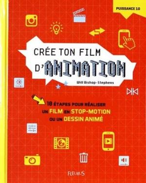 """Afficher """"Crée ton film d'animation"""""""