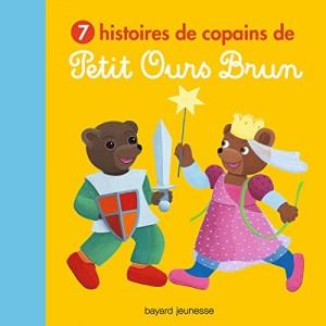 """Afficher """"7 histoires de copains de Petit Ours brun"""""""