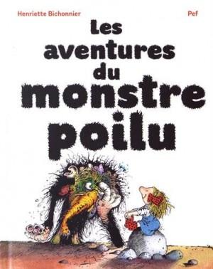 """Afficher """"Les aventures du monstre poilu"""""""