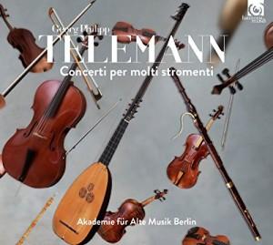 """Afficher """"Concerti per molti stromenti"""""""