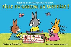 """Afficher """"Trotro et la naissance de Zaza Fille ou garçon, la surprise !"""""""