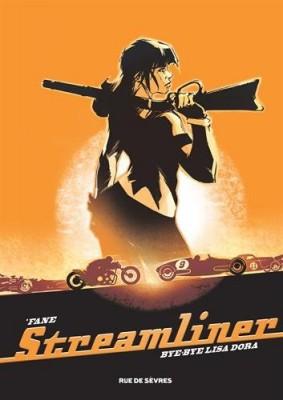 vignette de 'Streamliner n° 1<br /> Bye-bye Lisa Dora ('Fane)'