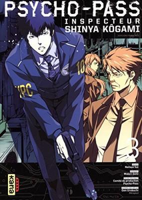 """Afficher """"Psycho-Pass - Inspecteur Shinya Kôgami n° 3"""""""