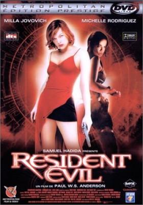 """Afficher """"Resident Evil"""""""