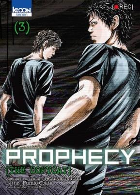 "Afficher ""Prophecy, the copycat n° 3"""