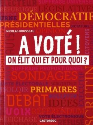 """Afficher """"A voté !"""""""