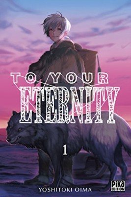 "Afficher ""To your eternity n° 1"""
