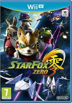 "Afficher ""Star fox Zero"""