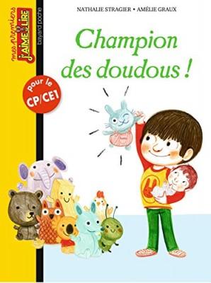 """Afficher """"Champion des doudous !"""""""