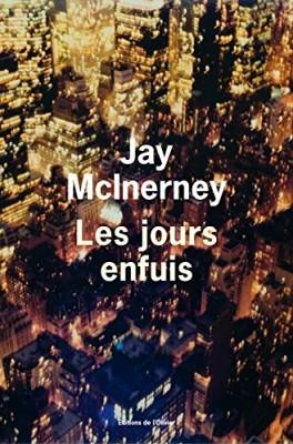 vignette de 'Les Jours enfuis (Jay McInerney)'
