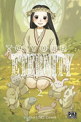 "Afficher ""To your eternity n° 2"""
