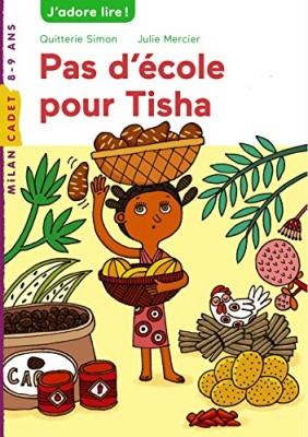 """Afficher """"Pas d'école pour Tisha"""""""