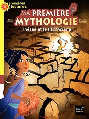 """Afficher """"Ma première mythologie n° 9Thésée et le fil d'Ariane"""""""